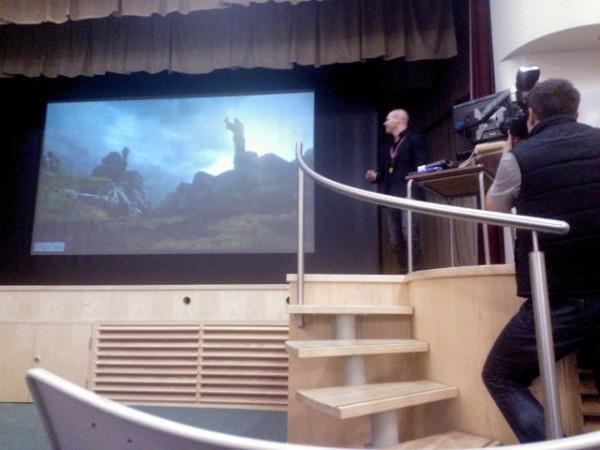 Скриншот Dragon Age 3