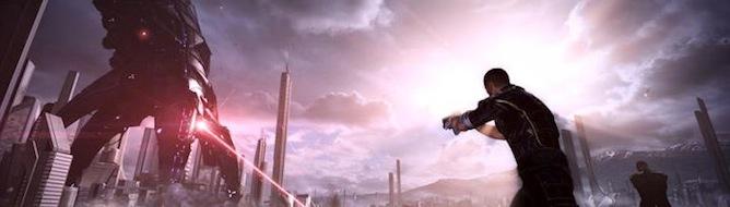 Концовка Mass Effect 3