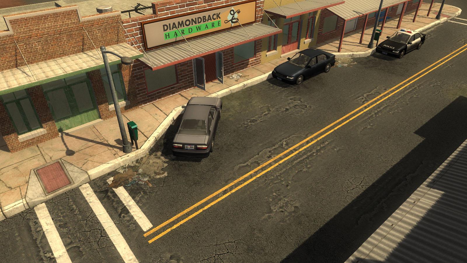 Улицы Dead State