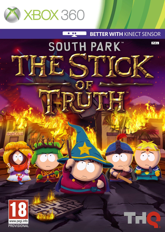 Бокс-арт South Park RPG