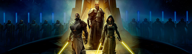 Star Wars: The Old Republic — Knights of the Fallen Empire