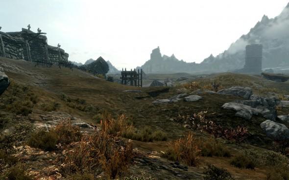 Уайтран в Skyrim