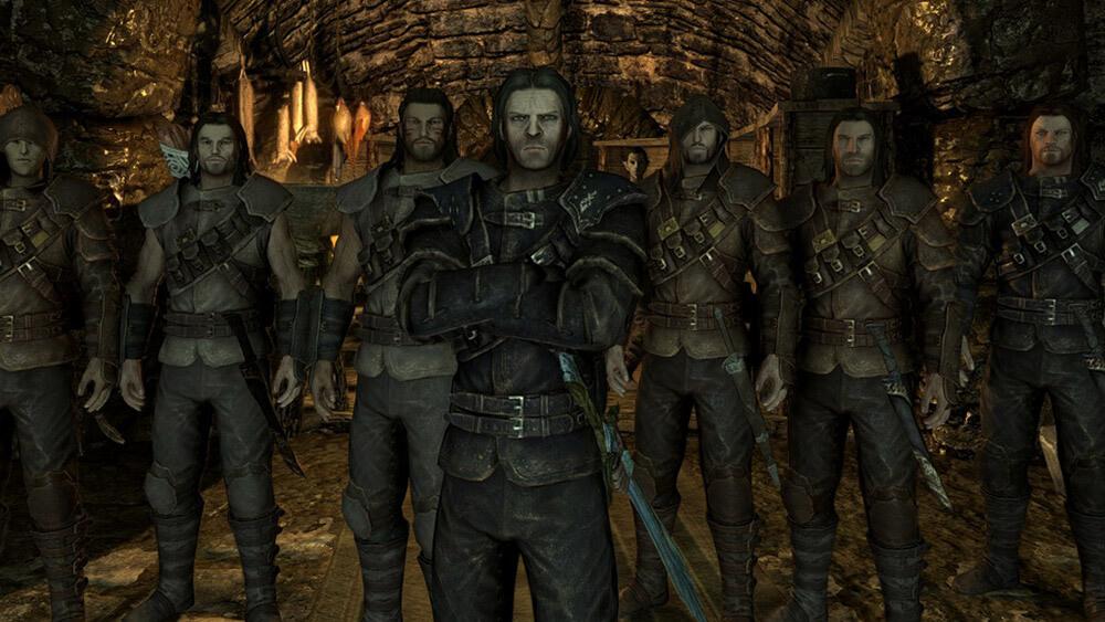 Прохождение Гильдии Воров в Skyrim на RPGNuke